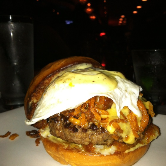 Umami burger, hamburgers, valli, the valley, umami